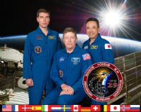 International Space Station Expedition 29 Official Crew Portrait #2